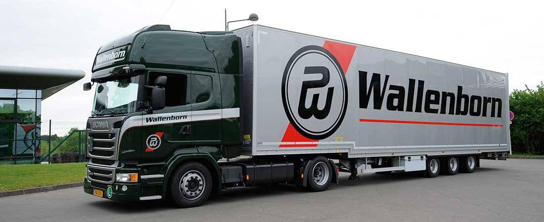 wallenborn one of europe s fastest growing transport. Black Bedroom Furniture Sets. Home Design Ideas